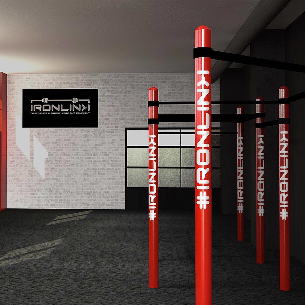 Apri la tua Ironlink Gym - Calisthenics