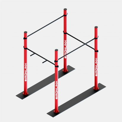 Strutture autoportanti calisthenics – IRONLINK – Cubo A H