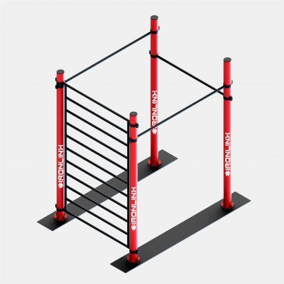 Strutture autoportanti calisthenics – IRONLINK – Cubo A S
