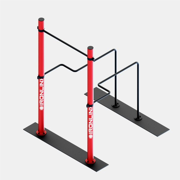 Strutture fisse calisthenics – IRONLINK – Cubo P T