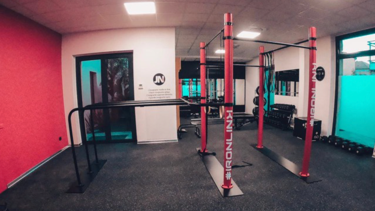 Jacopo Nespoli centro personal trainer